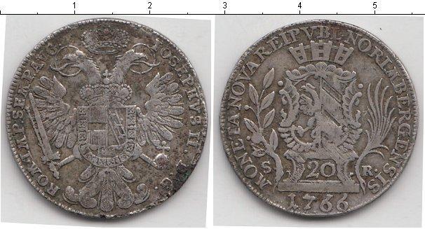 Каталог монет - Нюрнберг 20 крейцеров