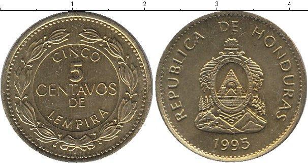 Каталог монет - Гондурас 5 сентаво