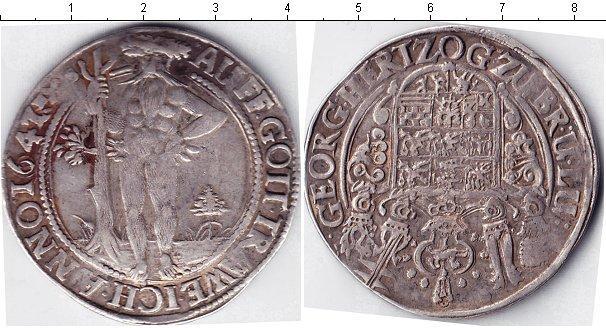 Каталог монет - Брауншвайг-Люнебург-Каленберг-Ганновер 1 талер