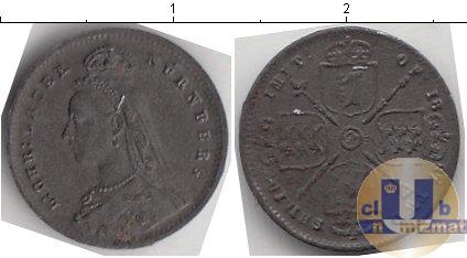 Каталог монет - Великобритания 2 шиллинга