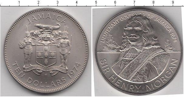 Каталог монет - Ямайка 10 долларов