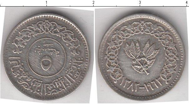 Каталог монет - Йемен 5 букша