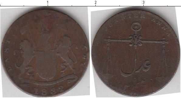 Каталог монет - Бомбей 1 пайс