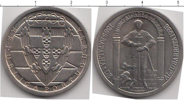 Каталог монет - Португалия 100 рейс