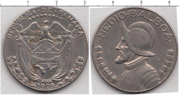 Каталог монет - Панама 5 бальбоа