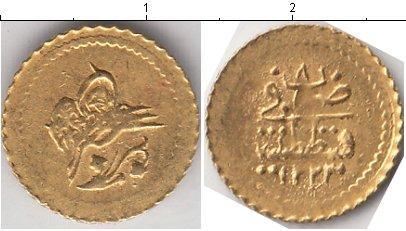 Каталог монет - Турция 1/4 зери махбуб