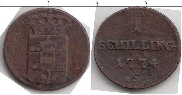 Каталог монет - Галиция и Лодомерия 1 шиллинг