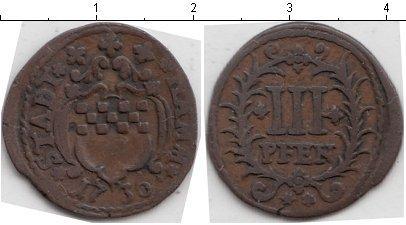 Каталог монет - Хамм 3 пфеннига