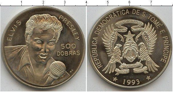 Каталог монет - Сан Томе и Принсисипи 500 добрас