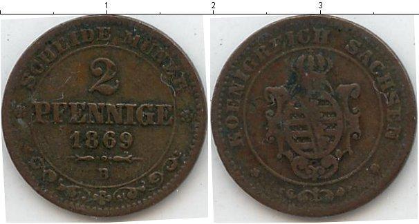 Каталог монет - Саксен-Альтенбург 2 пфеннига