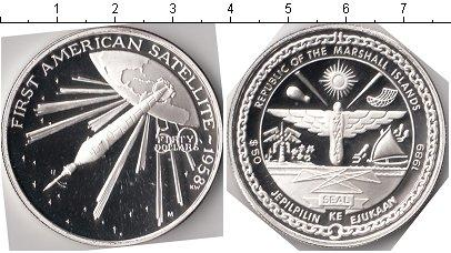 Каталог монет - Маршалловы острова 50 долларов