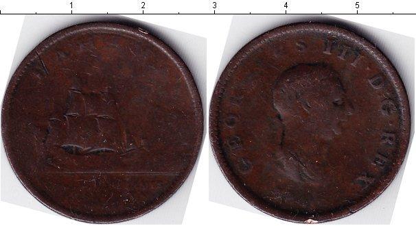 Каталог монет - Багамские острова 1/2 пенни