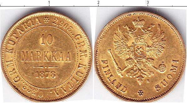 Каталог монет - Финляндия 10 марок