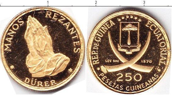 Каталог монет - Эквадор 250 песет