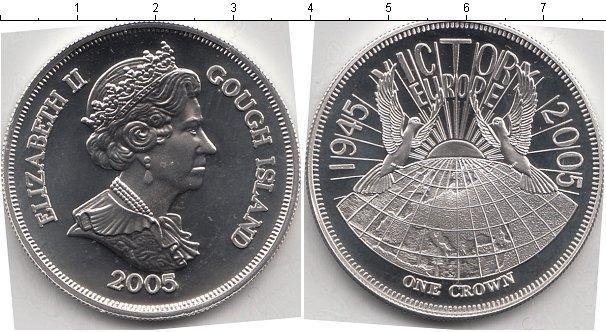 Каталог монет - Остров Гоф 1 крона