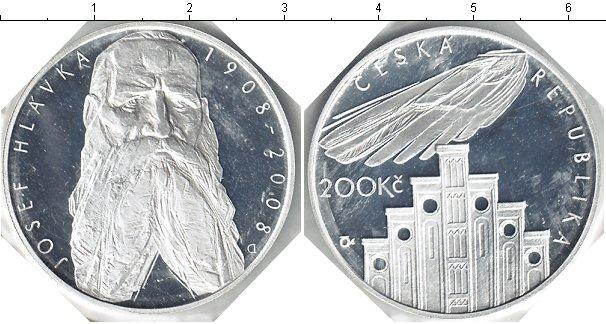 Каталог монет - Чехия 200 крон
