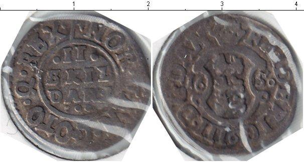 Каталог монет - Дания 2 скиллинга