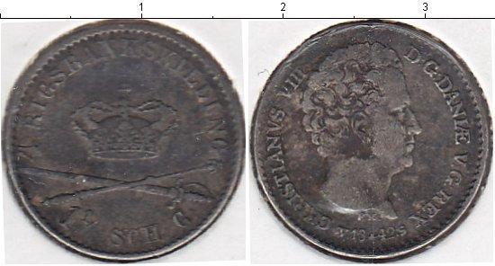 Каталог монет - Дания 4 ригсбанкскиллинга