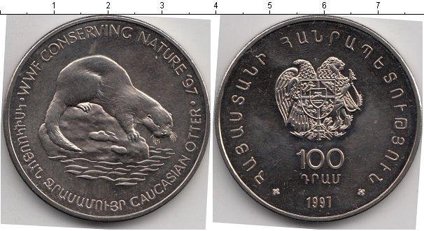 Каталог монет - Грузия 100 лари