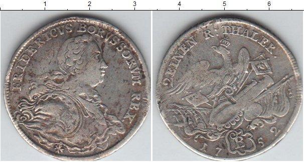 Каталог монет - Пруссия 2 талера