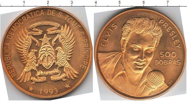 Каталог монет - Сан-Томе и Принсипи 500 добрас