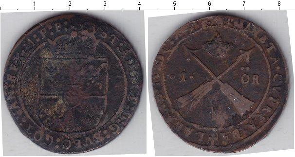 Каталог монет - Швеция 1 эре
