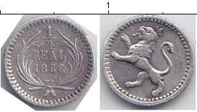 Каталог монет - Гватемала 1/4 реала