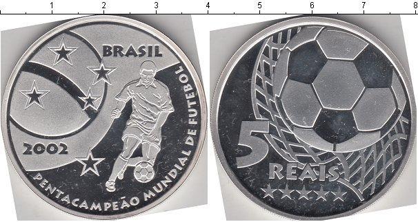 Каталог монет - Бразилия 5 реалов