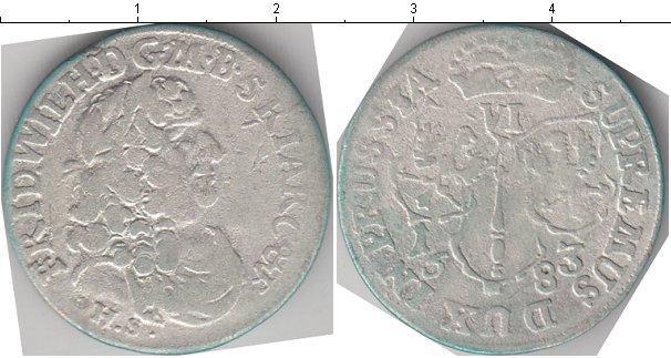 Каталог монет - Бранденбург 6 грошей