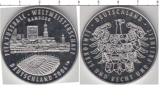 Каталог монет - Германия жетон