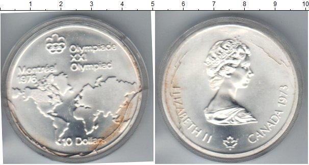 Каталог монет - Канада 10 долларов