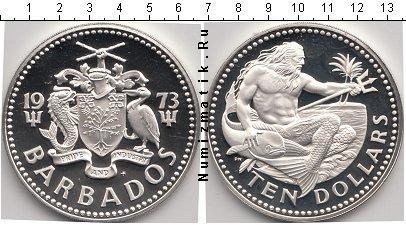 Каталог монет - Барбадос 10 долларов