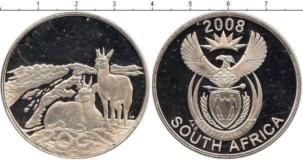 Каталог монет - ЮАР 20 центов