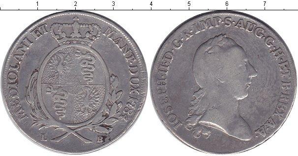 Каталог монет - Италия 1 скудо