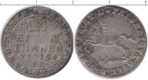Каталог монет - Ганновер 1/24 талера