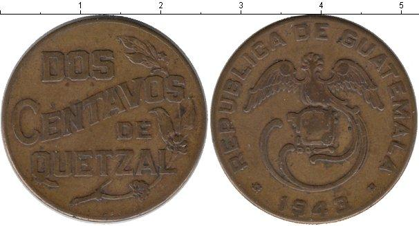 Каталог монет - Гватемала 2 сентаво