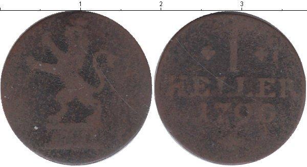 Каталог монет - Гессен-Кассель 1 геллер