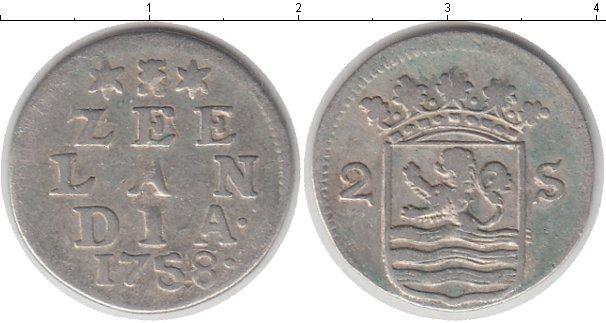 Каталог монет - Нидерланды 2 стивера