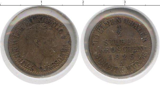 Каталог монет - Пруссия 1/2 гроша