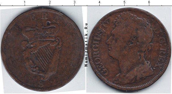Каталог монет - Ирландия 1 пенни