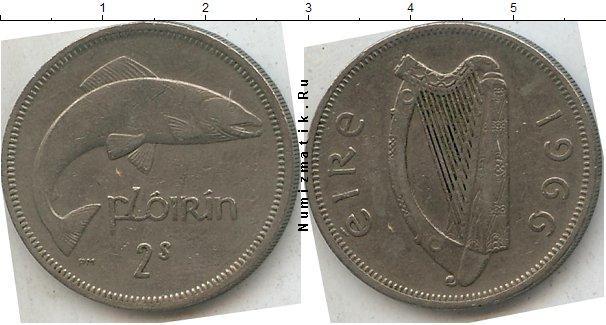 Каталог монет - Ирландия 1 флорин