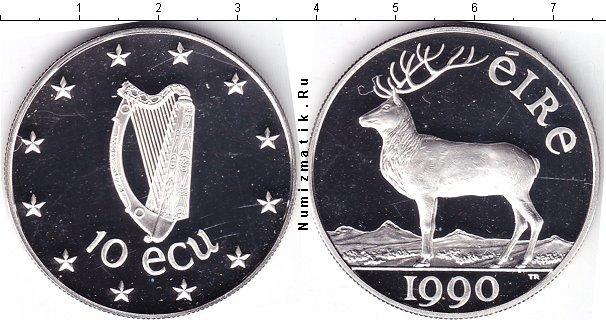 Каталог монет - Ирландия 10 экю