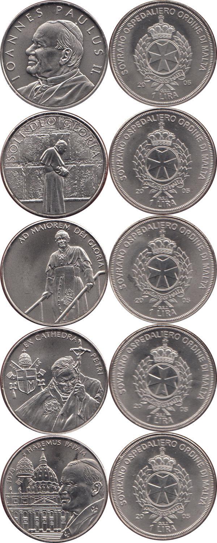 Каталог монет - Ватикан Иоанн Павел
