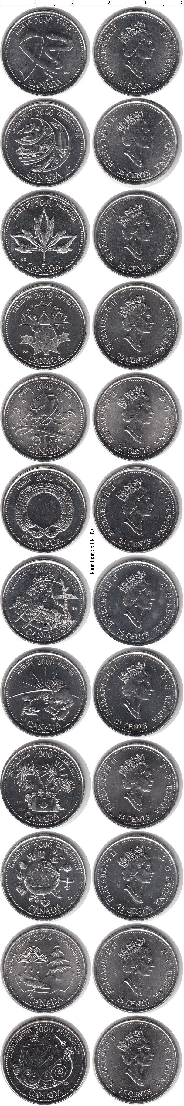 Каталог монет - Канада Канада-2000