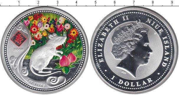 Каталог монет - Ниуэ 1 доллар
