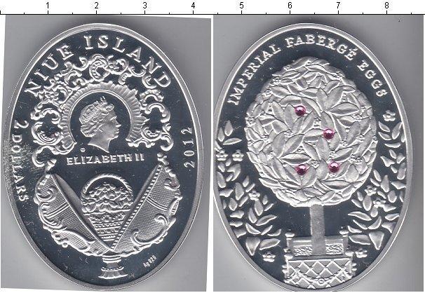 Каталог монет - Ниуэ 2 доллара