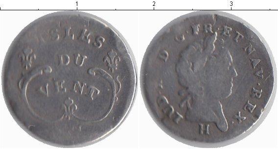 Каталог монет - Франция Номинал