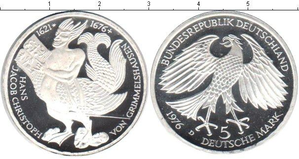 Каталог монет - ФРГ 5 марок