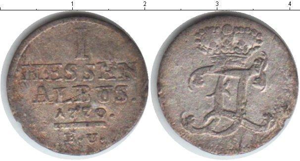 Каталог монет - Гессен-Кассель 1 альбус