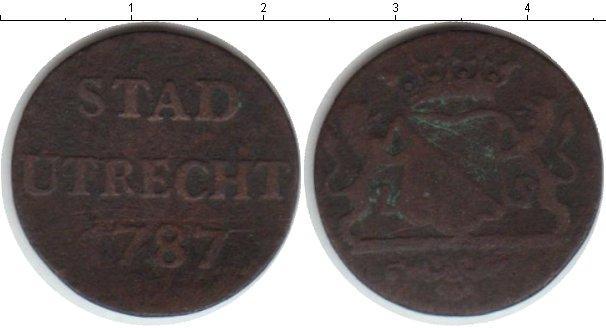 Каталог монет - Утрехт 2 стивера